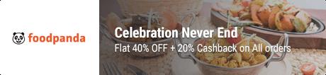 Foodpanda discount coupons