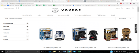 Voxpopclothing promo code